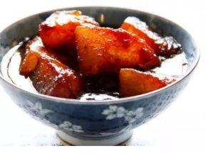 简单又好吃的红烧冬瓜